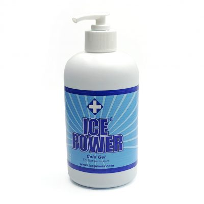 Ice Power kylande gel